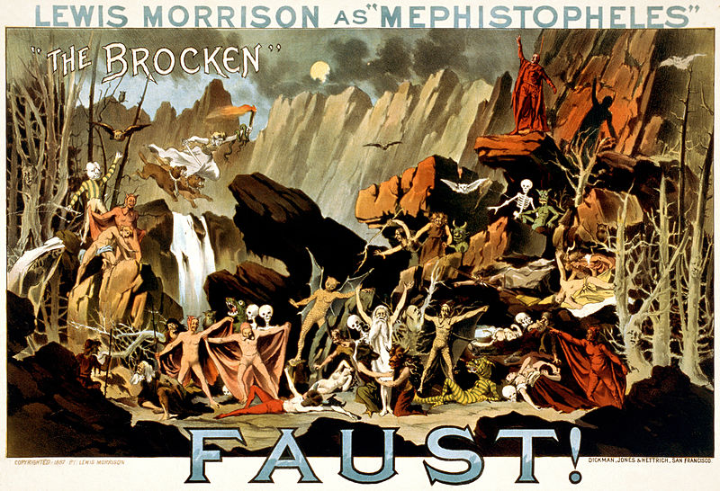 1887 performance poster