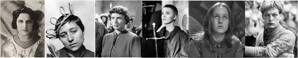 six joan of arc films