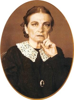 Linda Gray Kelley as Dr. Elizabeth Blackwell