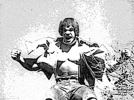 The Incredible Hulk: bursting at the seams