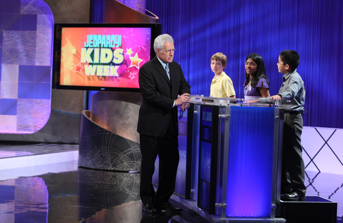 Jeopardy Kids' Week