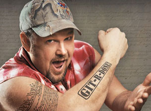 Midwesterner Daniel Lawrence Whitney created Larry the Cable Guy for laughs.