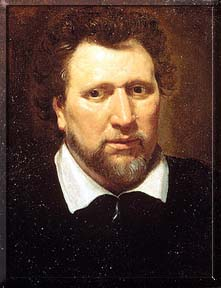 Playwright Ben Jonson (1572-1637